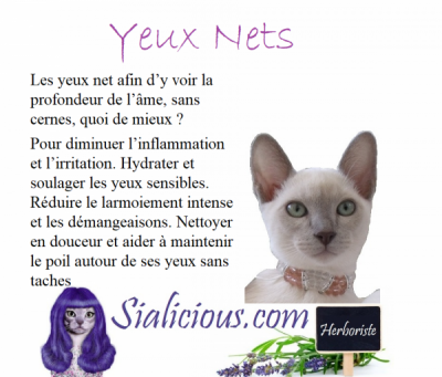 Yeux nets