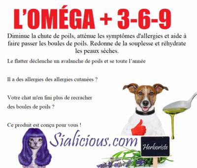 Oméga + 3-6-9