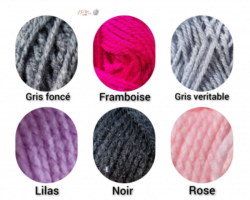 Scrunchies/chouchous/elastiques pour cheveux, coiffures
